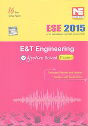 ESE 2015 E T Engineering Objective Solved Paper I