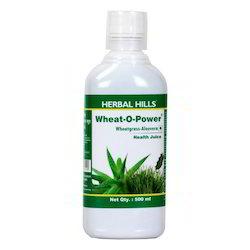 Aloe Wheatgrass Juice