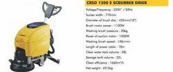 Crsd 1200 E Scrubber Drier