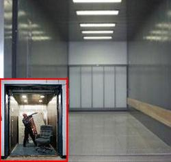 Elevator for Freight