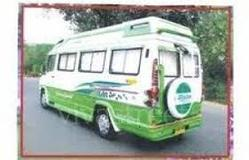 Tempo Traveller 15-17 Seater