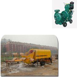 light weight diesel engine pump set