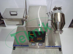 ribbon and cone blender