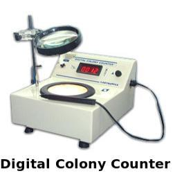 Lab Digital Colony Counter