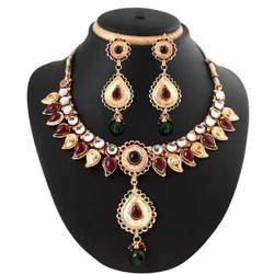 Traditional Designer Necklace Jewelry Set