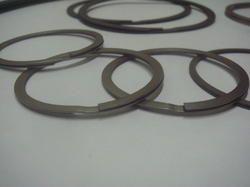 external spiral retaining rings