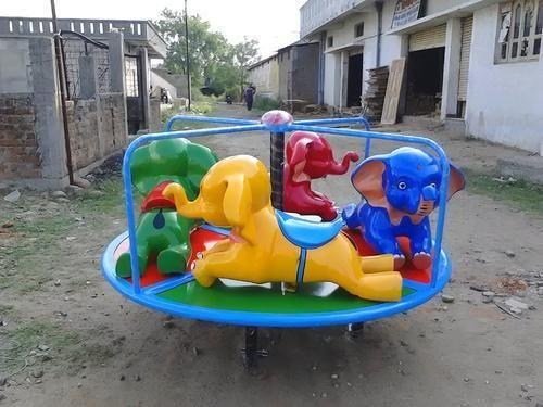 Elephant Merry Go Round