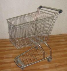 SS Shopping Trolley