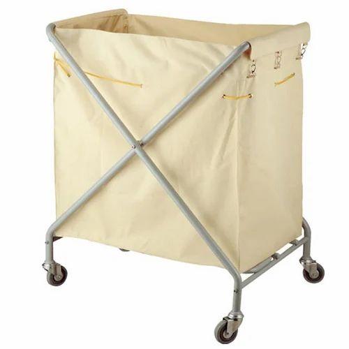Trolleys Amp Carts Hotel Linen Cart Manufacturer From Chennai