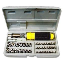 Alwa 41- Pieces Bit And Socket Set