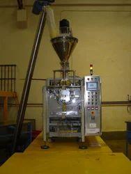Servo Based Auger Filler Machine