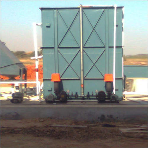 Portable Sewage Treatment Plant