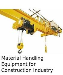 Material Handling Equipment for Construction Industry