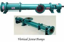 Vertical Screw Pumps