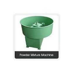 Detergent Powder Mixer
