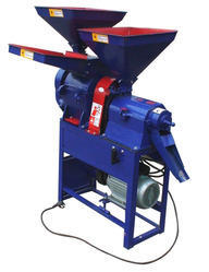 combined rice mill with pulverizer