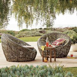 Wicker Stylish Chair