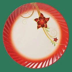 Designer Plastic Plates