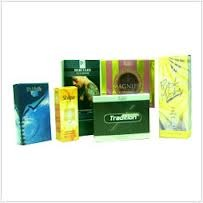 Mono Carton for Cosmetics Products