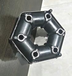 ape rubber coupling