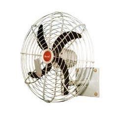 wall mount air circulator fan