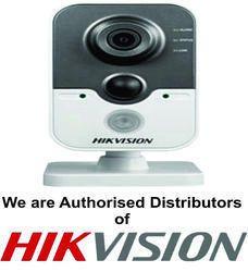 Ds-2cd2412f-i(w) Hikvision Cube Camera