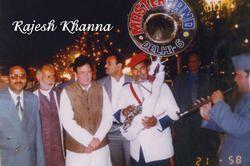 First Ever Bollywood Super Star Shri Rajesh Khanna Ji