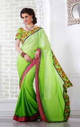 Ethnic Designer Fashionable Sarees