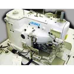 Button Holding Sewing Machines