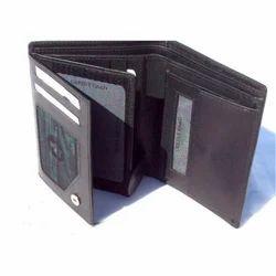 Elegant Tri-Fold Wallet
