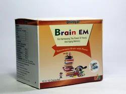 Herbal Memory Enhacer Capsule