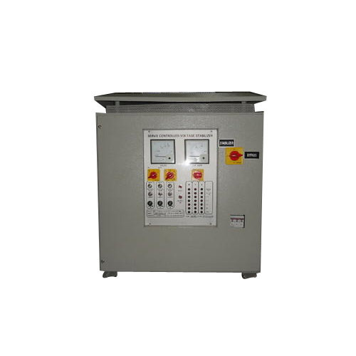 3KVA Three Phase  Servo Controlled Voltage Stabilizer