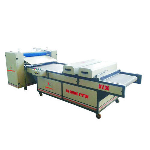 UV Coating & Curing Machine for Printing Sheets
