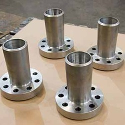 Forged Seamless Long Weld Neck Flanges / Industrial Flanges