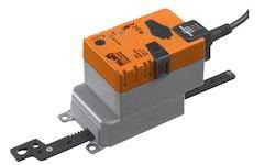 Linear & Full Rotory Damper Actuators