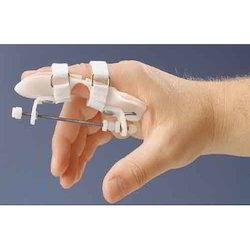 Static Finger Splint