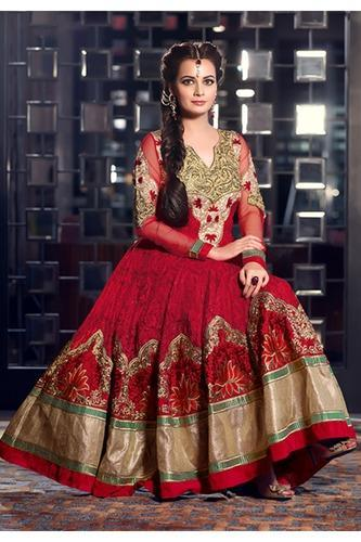 bf3b20089e Diya Mirza Salwar Suits - Designer Party Wear Salwar Kameez ...