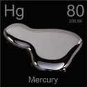 liquid mercury metal