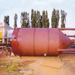 Conical Storage Tanks
