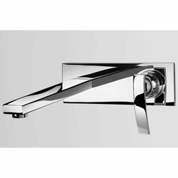 Orca Wall Mounted Single Lever Basin Mixer