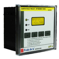 Digital Earth Fault Relay