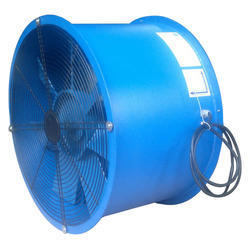 Long Casing Axial Fan