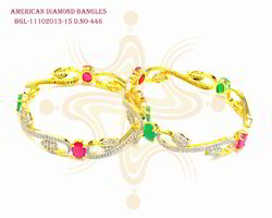 S Shape Designed Bangles