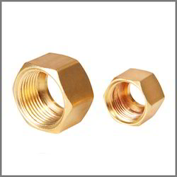 Brass Compression Nut