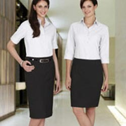 Ladies Corporate Uniforms