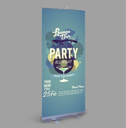 Rollup Standee Printing Services
