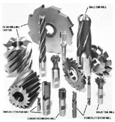 Milling Cutter Tools