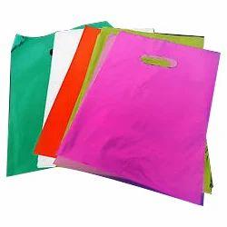 Multi Color Plastic Bags