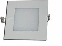 Square Down Light Centre Glass