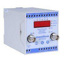 Masibus Vt7s12 Dual Channel Vibration Transmitter